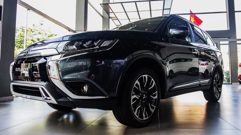 Bản cao cấp Mitsubishi Outlander 2.4 CVT Premium 2020 giá 1,058 tỷ đồng - Ảnh 7