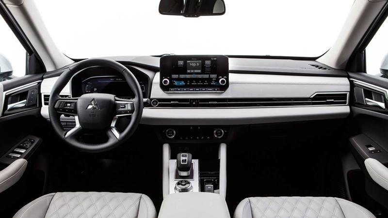 Mitsubishi Outlander 2022 thế hệ mới - Ảnh 4