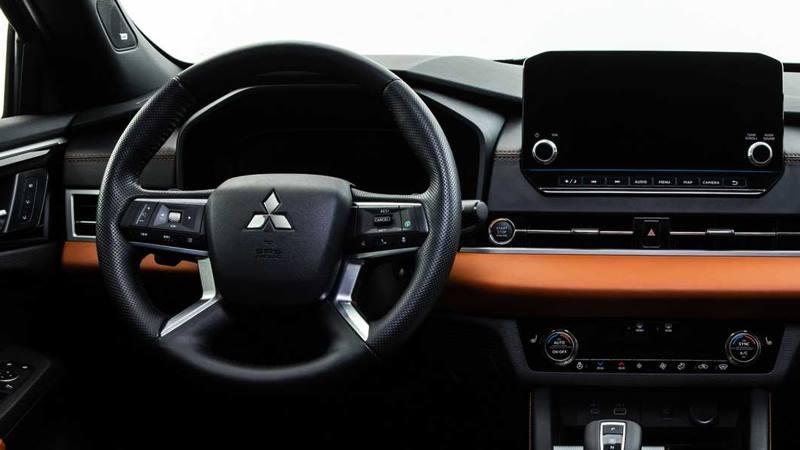 Mitsubishi Outlander 2022 thế hệ mới - Ảnh 8