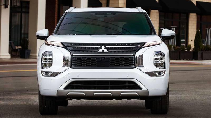 Mitsubishi Outlander 2022 thế hệ mới - Ảnh 2