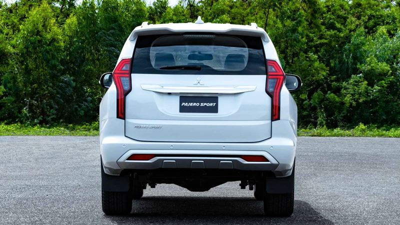 Những nâng cấp mới trên xe Mitsubishi Pajero Sport 2020 - Ảnh 3