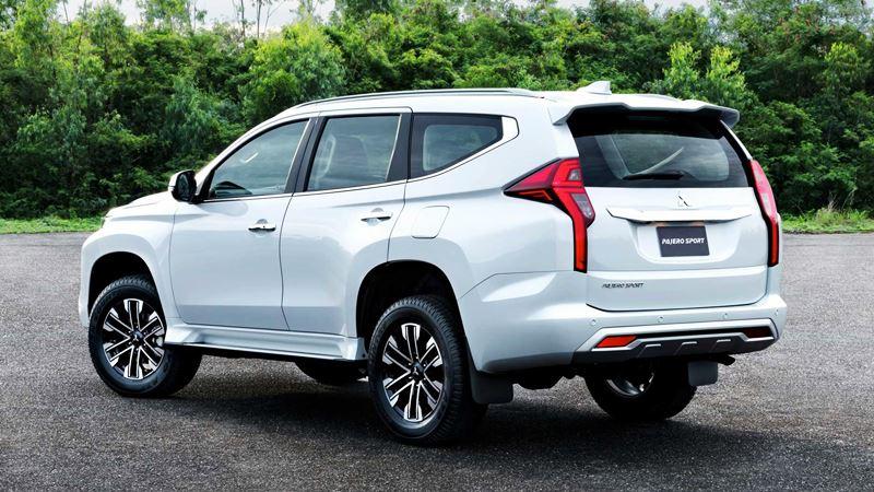 Những nâng cấp mới trên xe Mitsubishi Pajero Sport 2020 - Ảnh 4