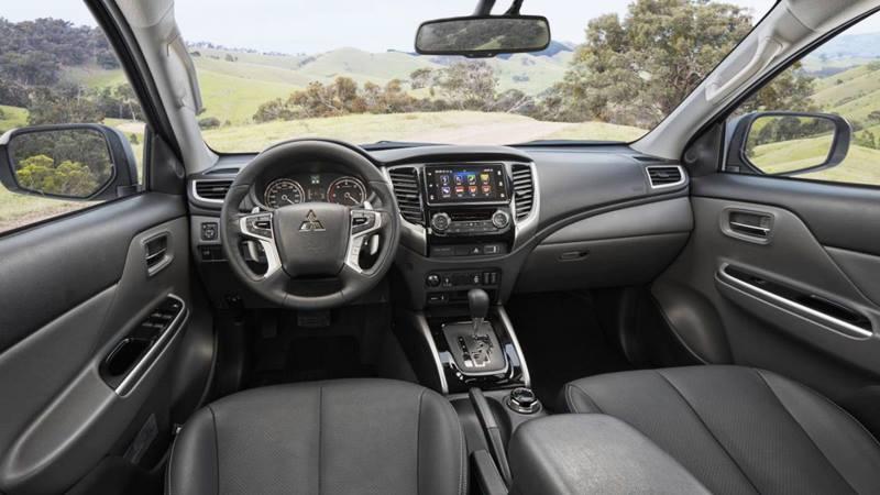Mitsubishi Triton hoàn toàn mới có giá từ 555 triệu đồng tại Việt Nam - Hình 2