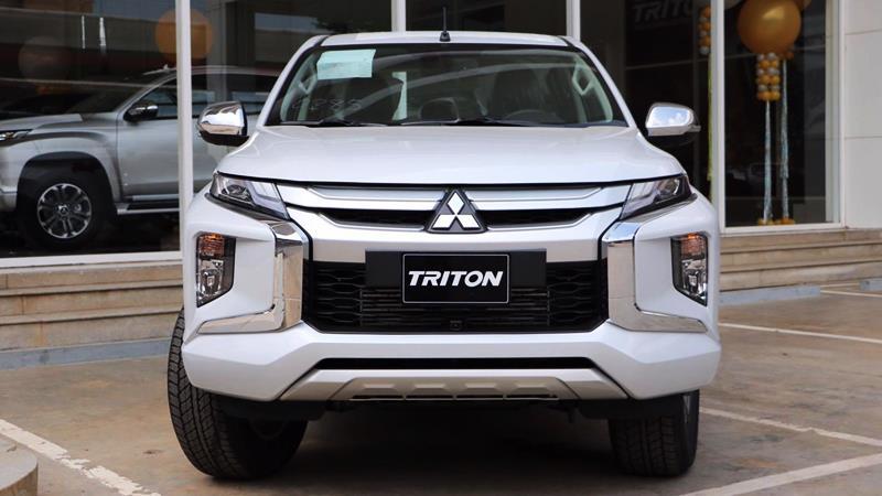 Thông số kỹ thuật và trang bị xe Mitsubishi Triton 2019 tại Việt Nam - Ảnh 2