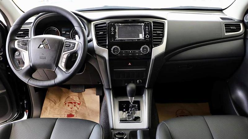 Thông số kỹ thuật và trang bị xe Mitsubishi Triton 2019 tại Việt Nam - Ảnh 6