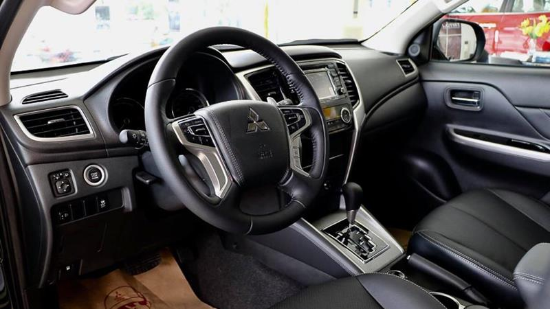 Thông số kỹ thuật và trang bị xe Mitsubishi Triton 2019 tại Việt Nam - Ảnh 7