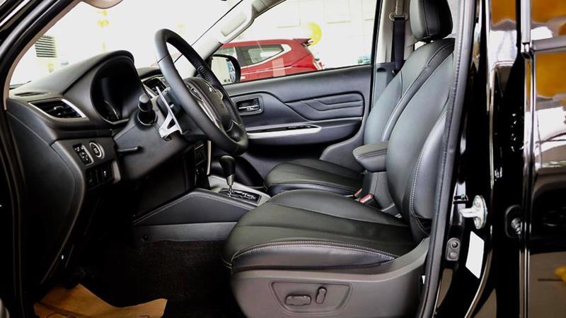 Thông số kỹ thuật và trang bị xe Mitsubishi Triton 2019 tại Việt Nam - Ảnh 8