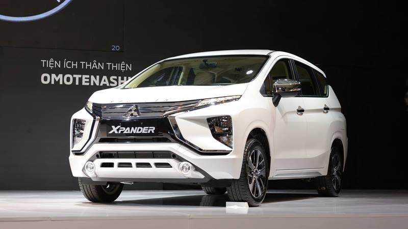 Mitsubishi Xpander chính thức ra mắt tại Việt Nam, giá sốc 550 triệu đồng - Hình 1