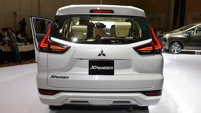 Chi tiết xe Mitsubishi Xpander 2018-2019 bản số tự động tại Việt Nam - Ảnh 7