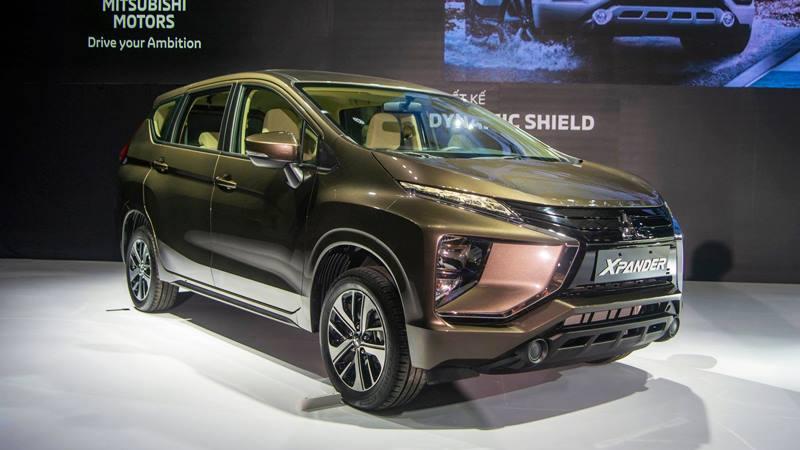 Chi tiết xe Mitsubishi Xpander 1.5MT 2019 số sàn giá mềm tại Việt Nam - Ảnh 2