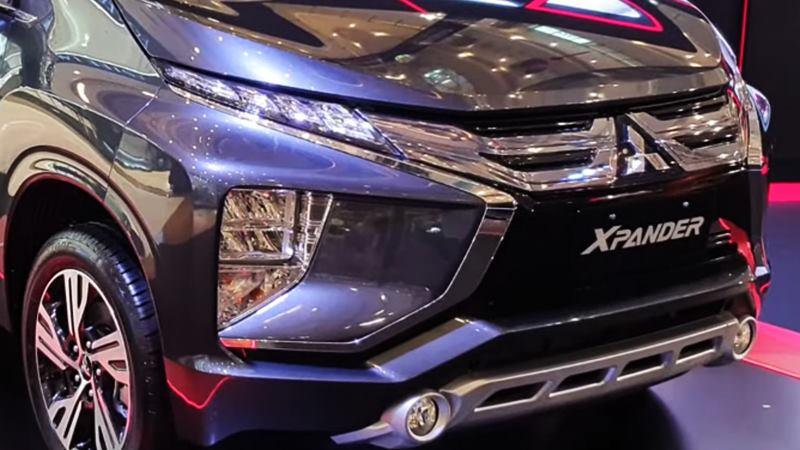 Những nâng cấp mới trên xe 7 chỗ Mitsubishi Xpander 2020 - Ảnh 2