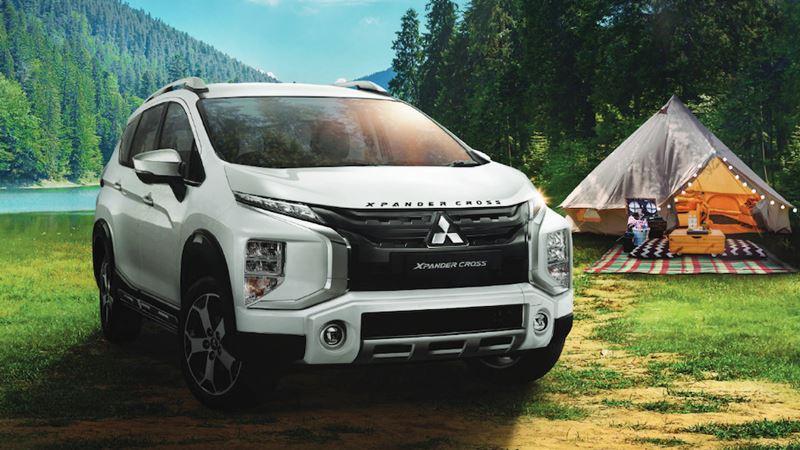 SUV 7 chỗ Mitsubishi Xpander Cross 2020 mới cạnh tranh Toyota Rush - Ảnh 1