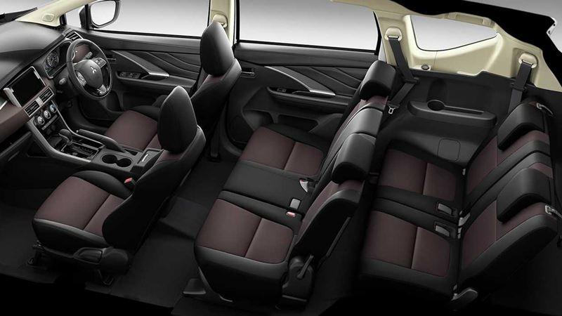 SUV 7 chỗ Mitsubishi Xpander Cross 2020 mới cạnh tranh Toyota Rush - Ảnh 5