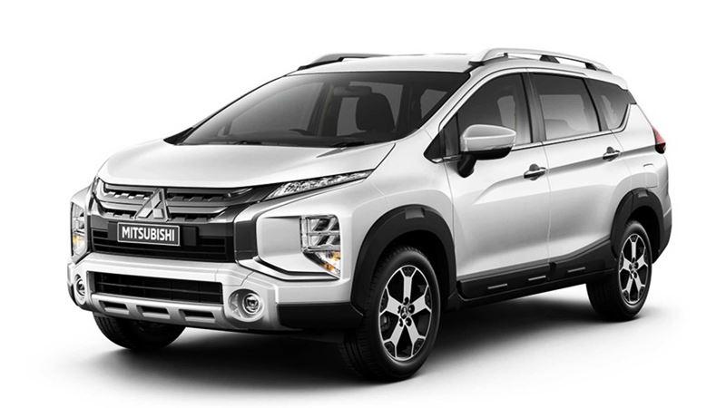 SUV 7 chỗ Mitsubishi Xpander Cross 2020 mới cạnh tranh Toyota Rush - Ảnh 2