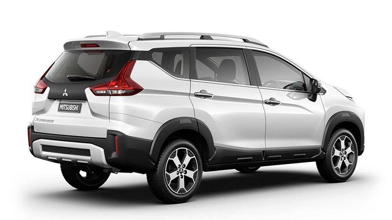 SUV 7 chỗ Mitsubishi Xpander Cross 2020 mới cạnh tranh Toyota Rush - Ảnh 3