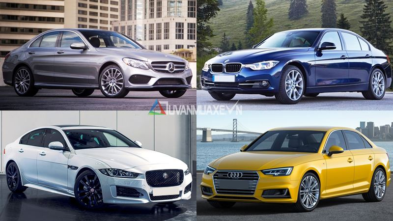 Mua xe sedan hạng sang cao cấp giá từ 1,7-2 tỷ đồng - Ảnh 1