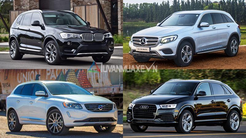 Mua xe SUV 5 chỗ cao cấp 2 tỷ đồng tại Việt Nam - Ảnh 1