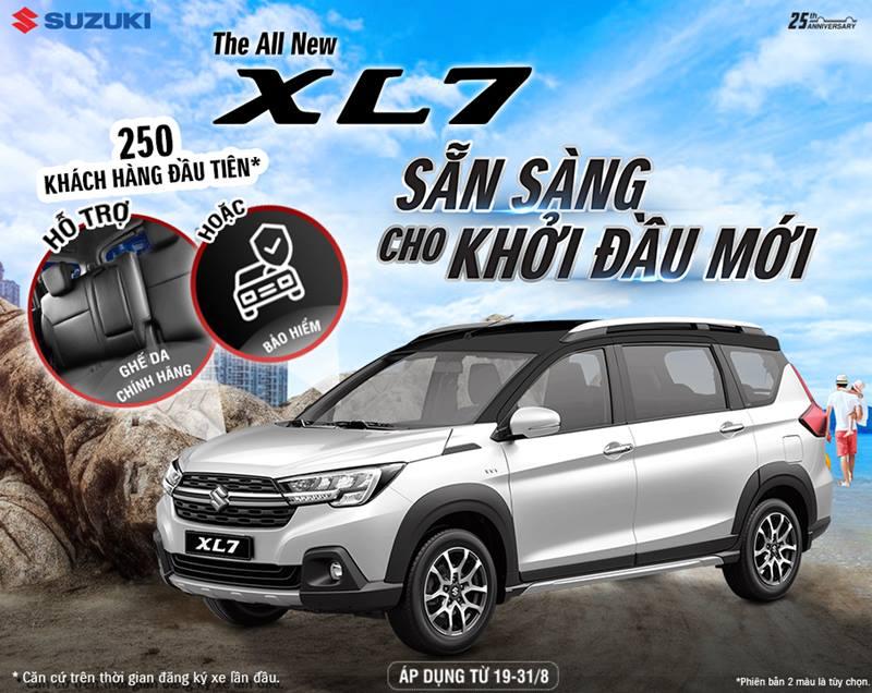 Cùng tầm giá, chọn Suzuki XL7, Ertiga mới hay mua xe cũ? - Ảnh 4