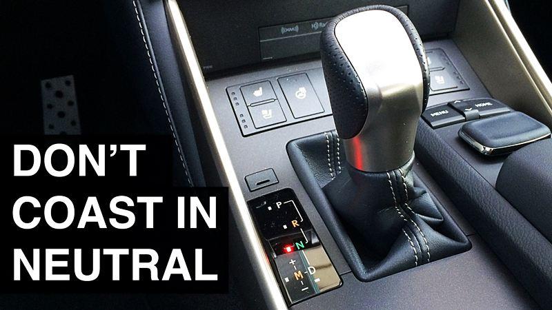 Hướng dẫn lái xe ô tô số tự động an toàn - Ảnh 6