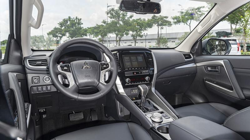 Những điểm mới trên Mitsubishi Pajero Sport 2020 tại Việt Nam - Ảnh 4