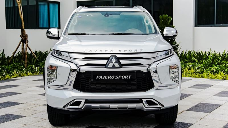 Những điểm mới trên Mitsubishi Pajero Sport 2020 tại Việt Nam - Ảnh 2