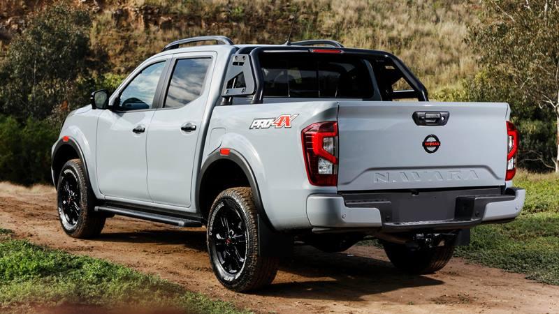 Nissan Navara 2021 mới nâng cấp hầm hố và hiện đại hơn - Ảnh 5