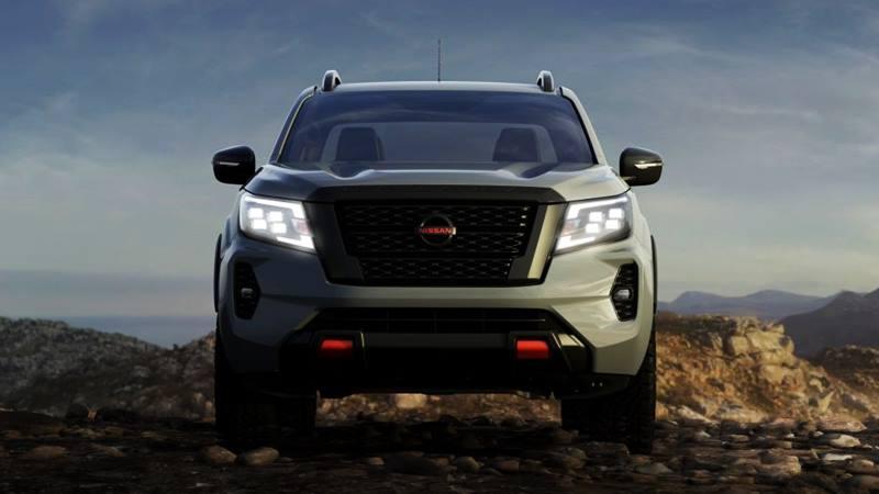 Nissan Navara 2021 mới nâng cấp hầm hố và hiện đại hơn - Ảnh 10