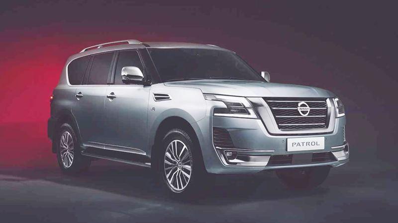 SUV 7 chỗ cỡ lớn Nissan Patrol 2020 thế hệ mới - Ảnh 2