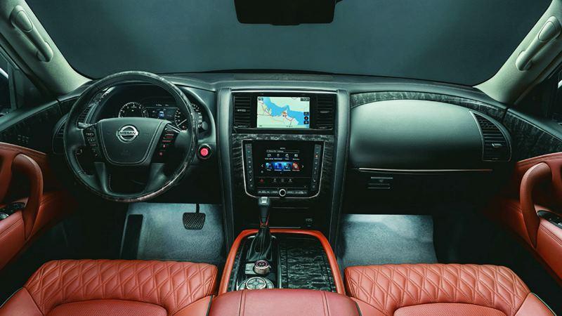 SUV 7 chỗ cỡ lớn Nissan Patrol 2020 thế hệ mới - Ảnh 4