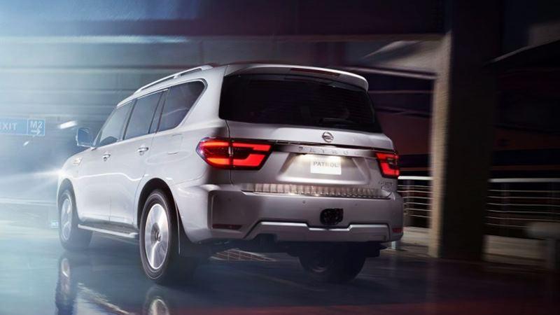 SUV 7 chỗ cỡ lớn Nissan Patrol 2020 thế hệ mới - Ảnh 5