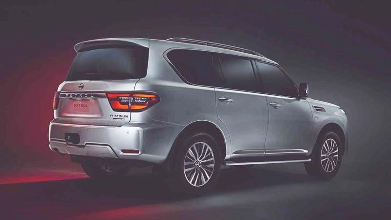 SUV 7 chỗ cỡ lớn Nissan Patrol 2020 thế hệ mới - Ảnh 3