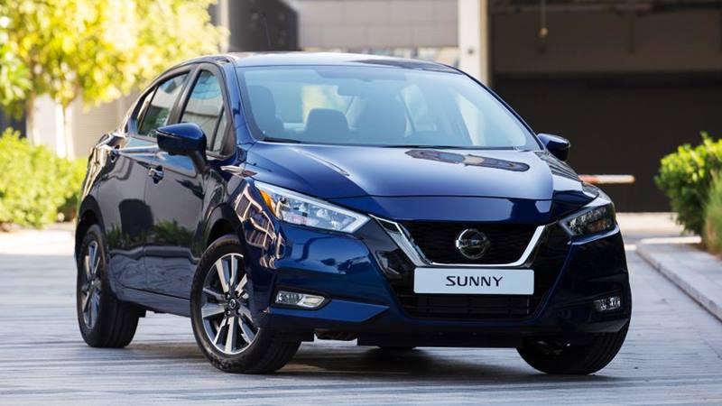 Nissan Sunny 2021 có gì để cạnh tranh Toyota Vios, Honda City - Ảnh 1