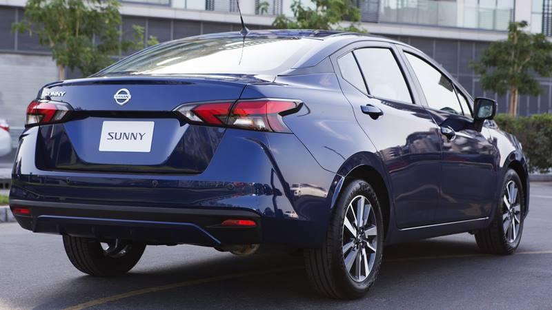 Nissan Sunny 2021 có gì để cạnh tranh Toyota Vios, Honda City - Ảnh 3