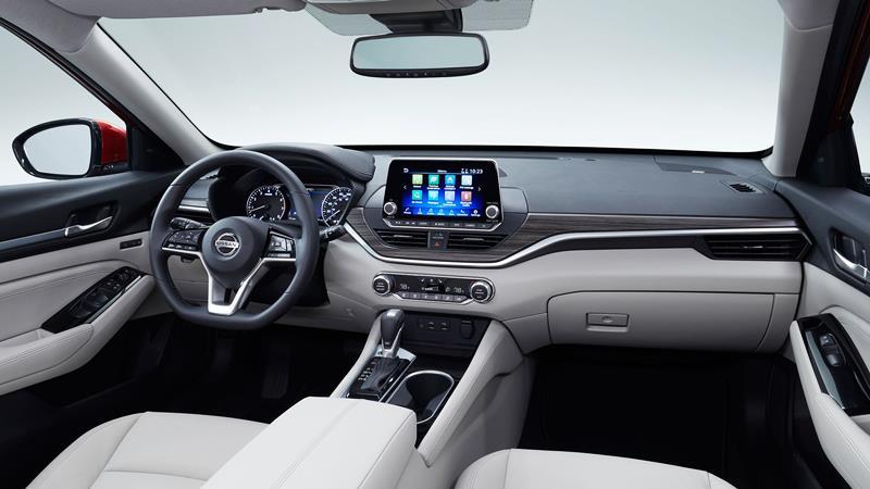 Nissan Teana 2018