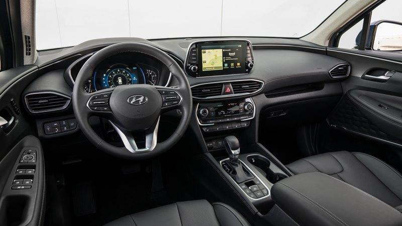 So sánh xe Hyundai SantaFe và Honda CR-V 2020 mới - Ảnh 8