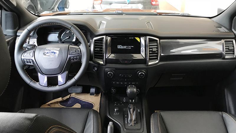 So sánh trang bị các phiên bản Ford Ranger 2020 mới - Ảnh 3