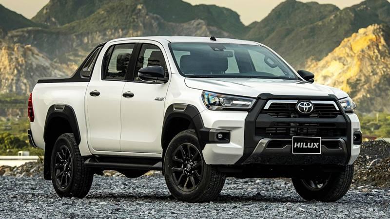 Bảng giá xe Toyota 2021 - Ảnh 12