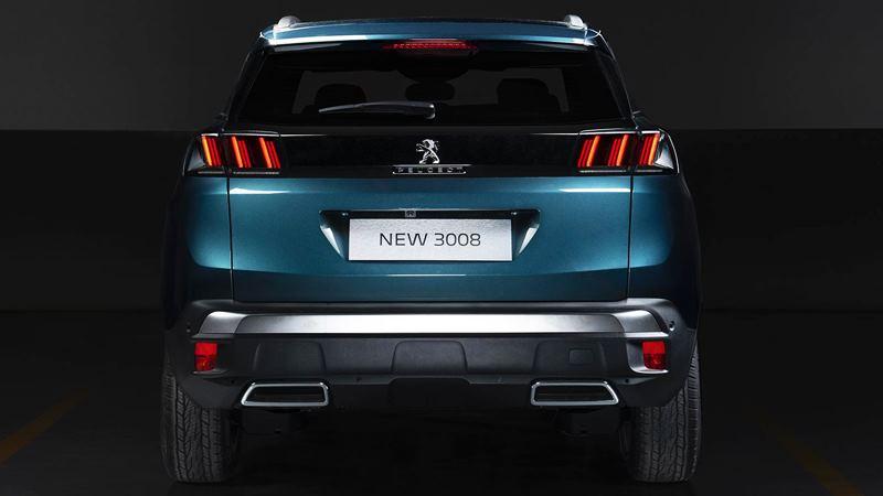 Giá bán xe Peugeot 3008 2021 tại Việt Nam từ 1,009 tỷ đồng - Ảnh 3