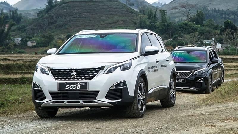 Giá xe Peugeot 5008 2018 tại Việt Nam - SUV 7 chỗ của Pháp - Ảnh 7