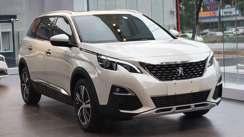Giá xe Peugeot 5008 2018 tại Việt Nam - SUV 7 chỗ của Pháp - Ảnh 2