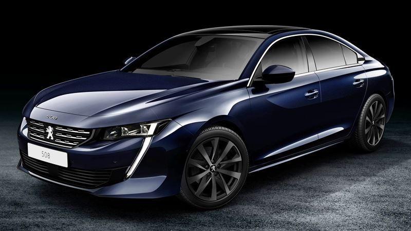 Xe sedan Peugeot 508 2019 thế hệ mới - Ảnh 2
