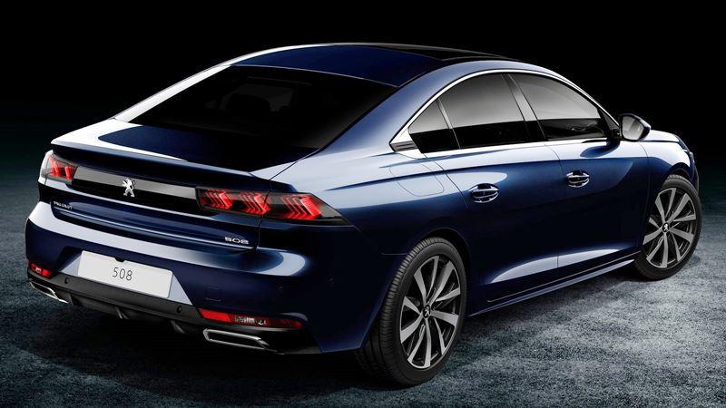 Chi tiết xe sedan Peugeot 508 2020 thế hệ mới - Đối thủ Toyota Camry - Ảnh 13