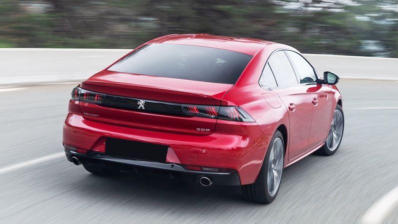 Chi tiết xe sedan Peugeot 508 2020 thế hệ mới - Đối thủ Toyota Camry - Ảnh 14