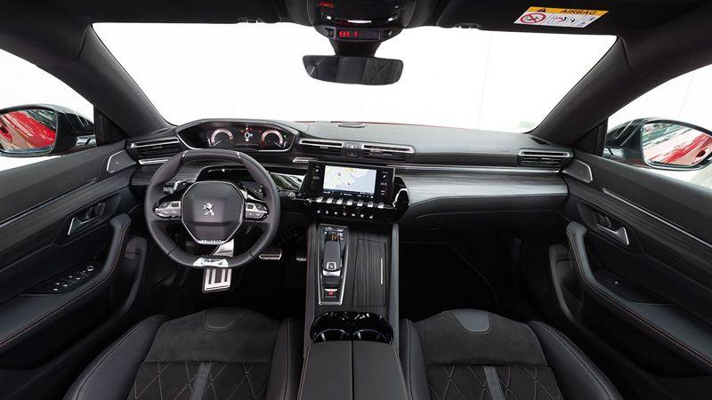 Chi tiết xe sedan Peugeot 508 2020 thế hệ mới - Đối thủ Toyota Camry - Ảnh 5