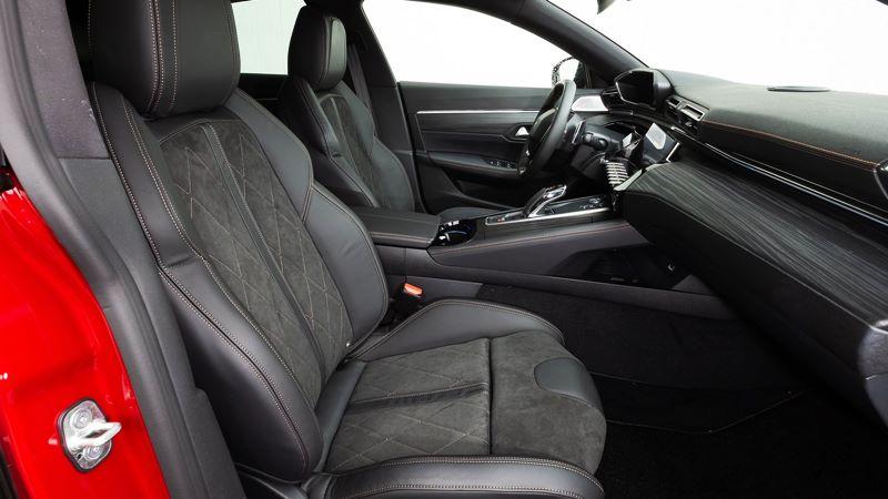 Chi tiết xe sedan Peugeot 508 2020 thế hệ mới - Đối thủ Toyota Camry - Ảnh 9