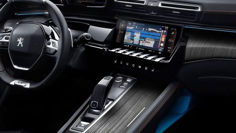 Chi tiết xe sedan Peugeot 508 2020 thế hệ mới - Đối thủ Toyota Camry - Ảnh 7