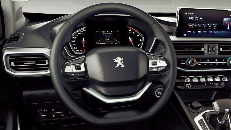 Xe bán tải Peugeot Landtrek 6 chỗ ngồi hoàn toàn mới của hãng xe Pháp - Ảnh 6