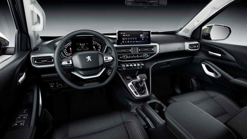 Xe bán tải Peugeot Landtrek 6 chỗ ngồi hoàn toàn mới của hãng xe Pháp - Ảnh 5