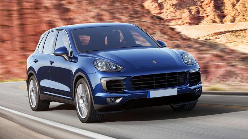 Báo caó nói: Porsche bị điều tra về vụ khí thải bất hợp pháp