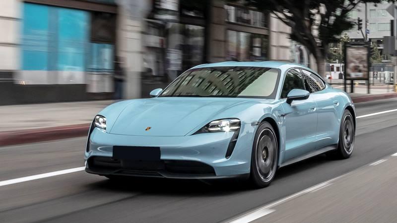 Giá bán xe điện Porsche Taycan tại Việt Nam từ 5,7 tỷ đồng - Ảnh 10